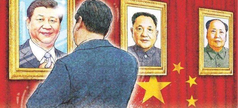 """Xi Jinping lega il suo futuro al """"risorgimento"""" dellaCina"""
