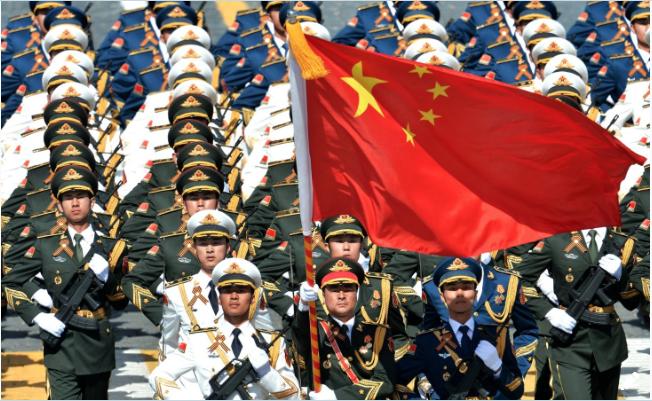 Xi e la crescita del budget militare inCina