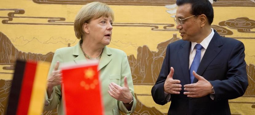 Investimenti, sovracapacità e stato di diritto: le ragioni del viaggio della Merkel inCina