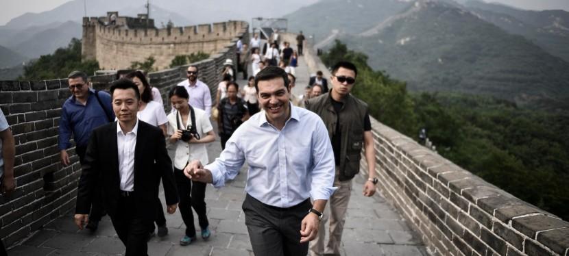 Tsipras in Cina a caccia diinvestimenti
