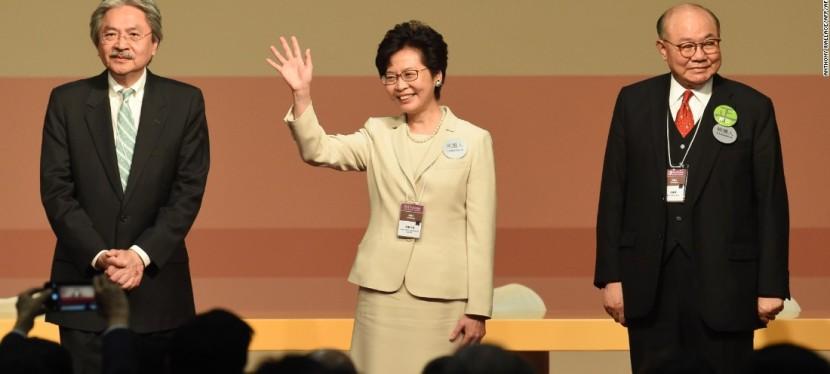 Nuovo capo, vecchia politica ad HongKong