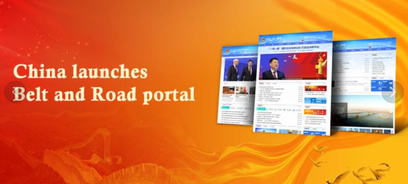 La Cina lancia il sito della Belt andRoad