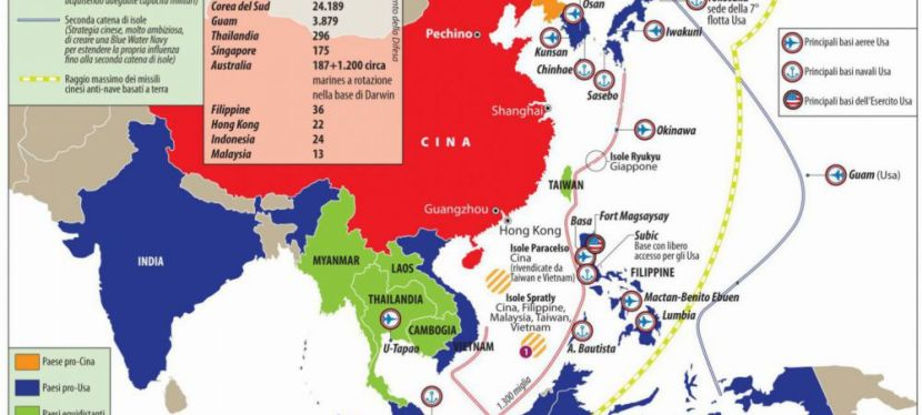 Geostrategia di Taiwan