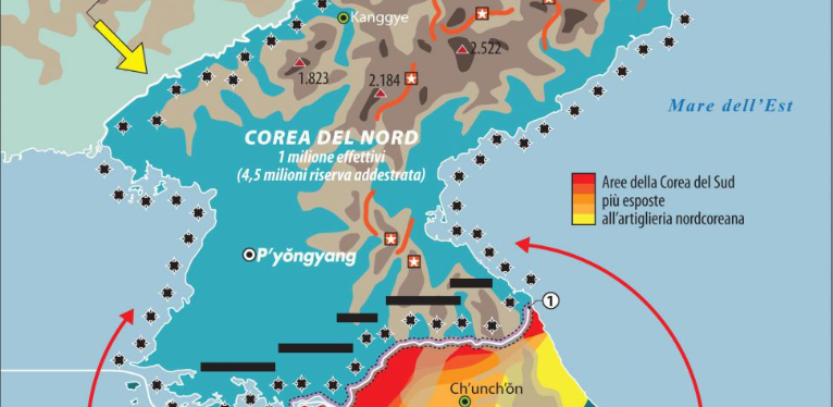 Amico presente, nemico latente: la Corea del Nord secondo laCina