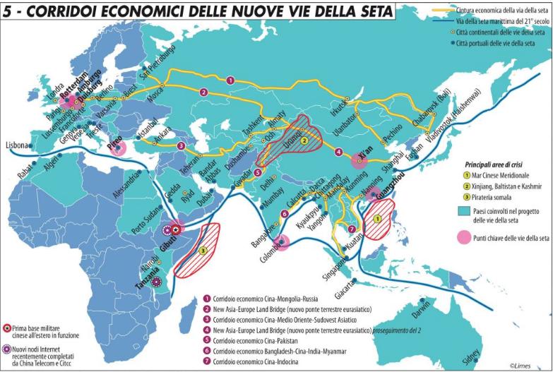 L'Italia in Cina cerca un mercato e uninvestitore
