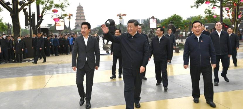 I viaggi di Xi, i problemi dellaCina